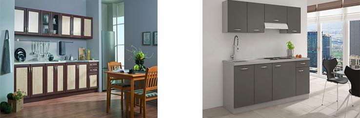 Kuchyňské linky pod drobnohledem - moderní