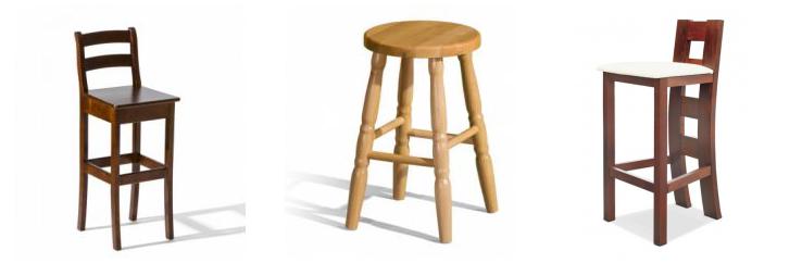 Barové stoličky do kuchyní