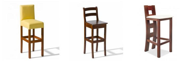 Stoličky k baru