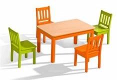 Dětský jídelní set Arvin